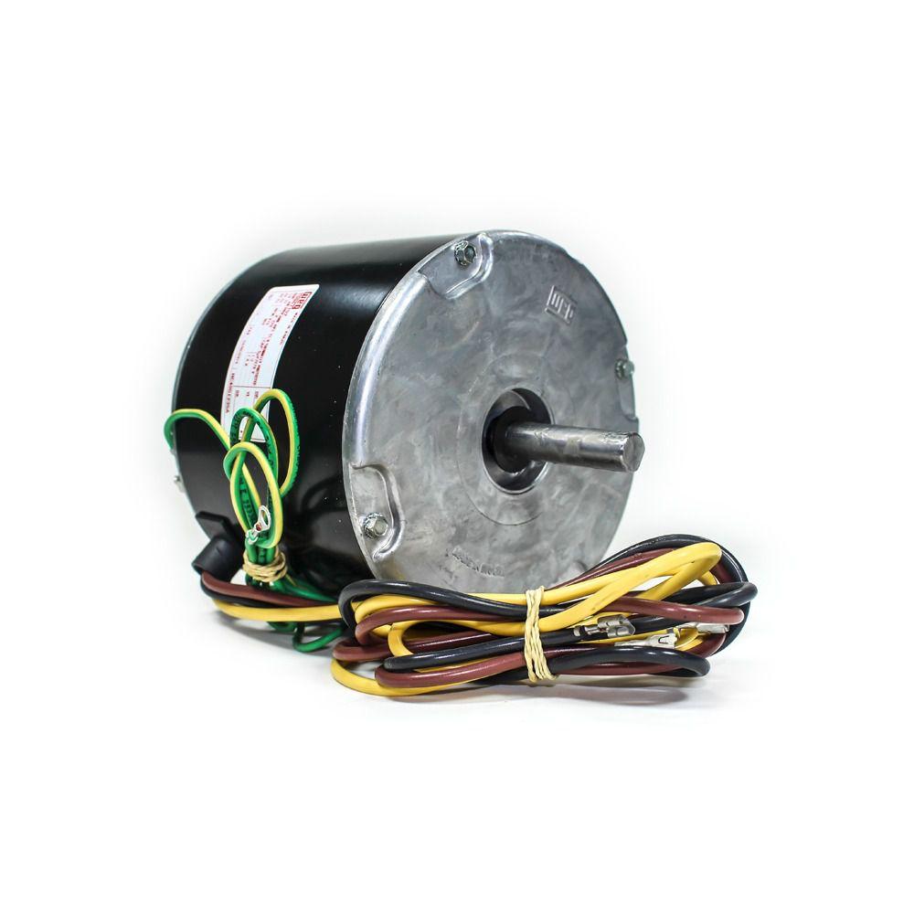 Motor Elétrico Ventilador Condensadora Split Piso Teto Springer Carrier HC40GE235A