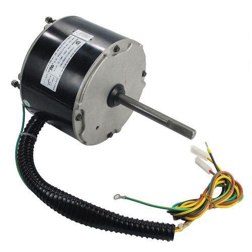 Motor Elétrico Ventilador Condensadora Ar Condicionado Split Springer 1/4CV 220V 60Hz 25901797