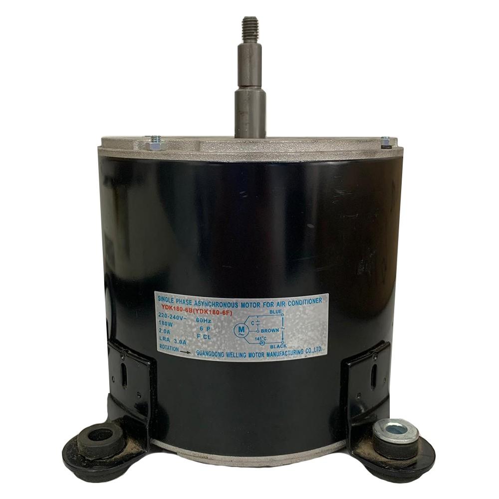 Motor Ventilador Condensadora Ar Condicionado York 202M400400126