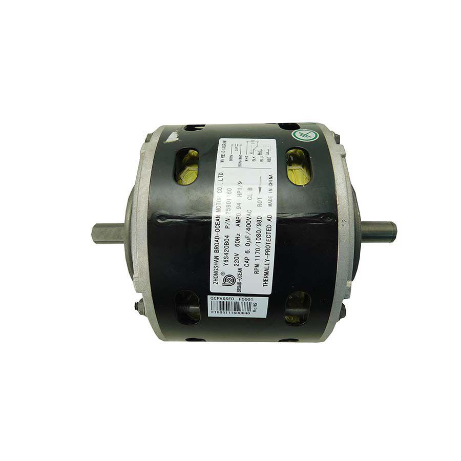 Motor Ventilador Evaporadora Piso Teto 220V Springer 25901160