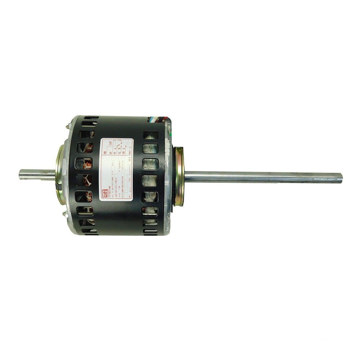 Motor Ventilador Evaporadora Piso Teto Hitachi Modelos RPC 35.000 até 40.000 Btus | TCSD 36.000 até 48.000 Btus