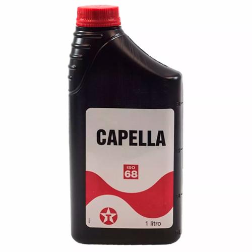 Óleo Capella 68 para Freon R12 R22 1 Litro Texaco