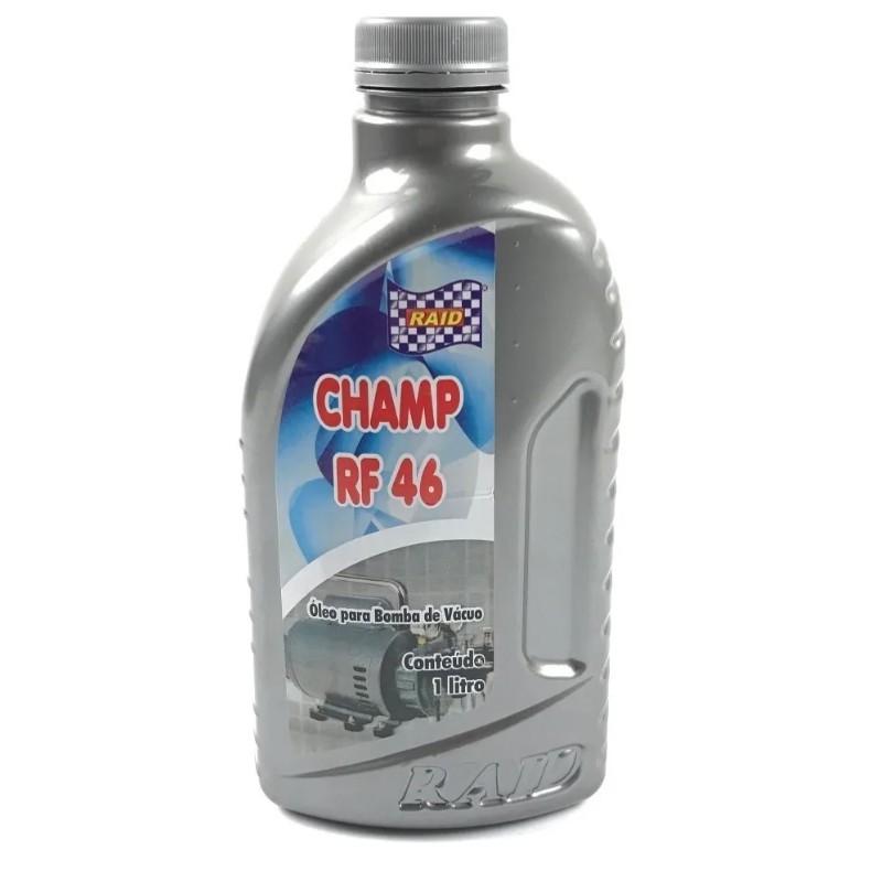 Óleo Para Bomba de Vácuo Ar Condicionado Champ RF 46 1 Litro