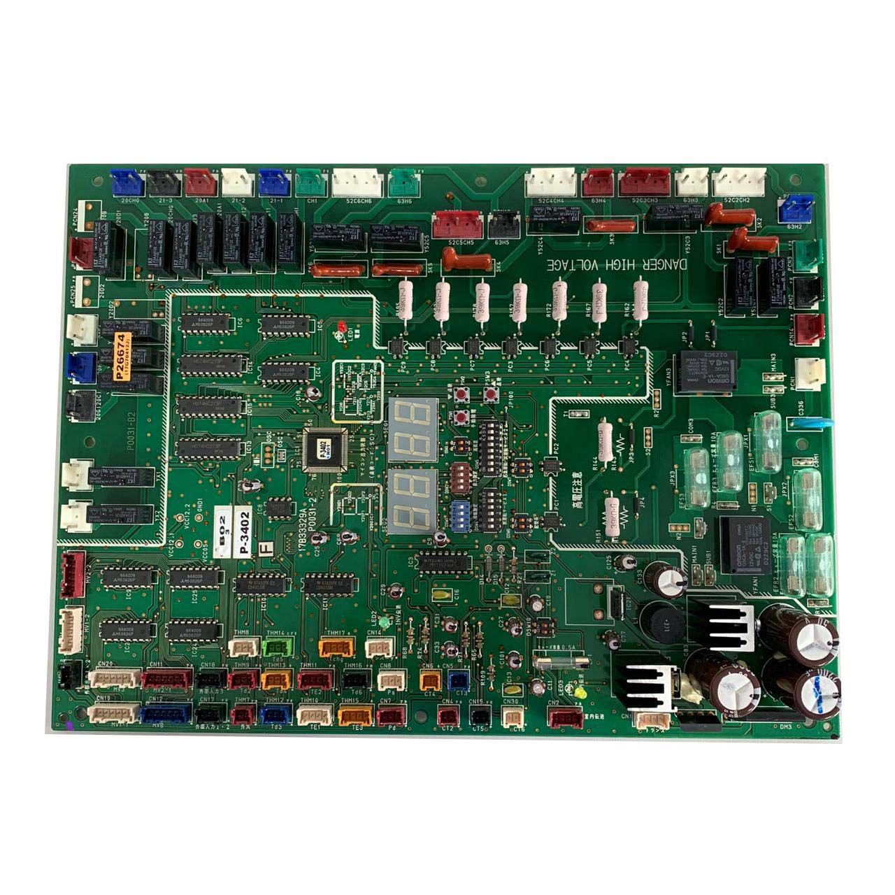 Placa Eletrônica de Circuíto PCB1 Hitachi 17B33574B