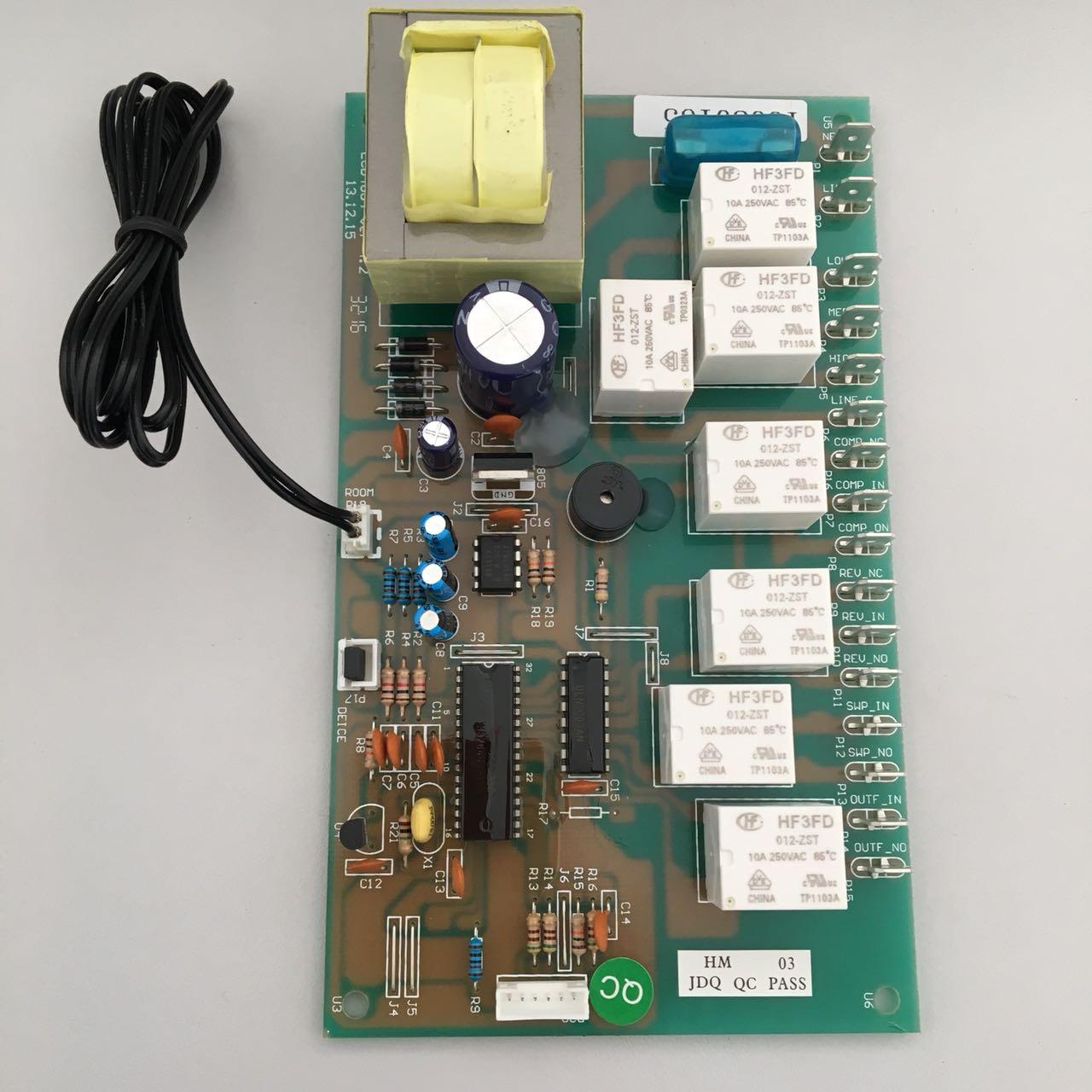 Placa De Termostato Eletrônico Hitachi 48.000 até 60.000 btus - HLD23884A