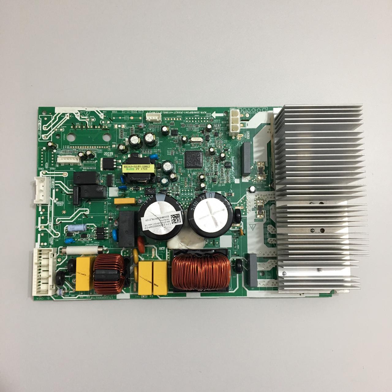 Placa Eletrônica Condensadora Inverter Springer Midea 12.000 Btus 38MBCA12M5