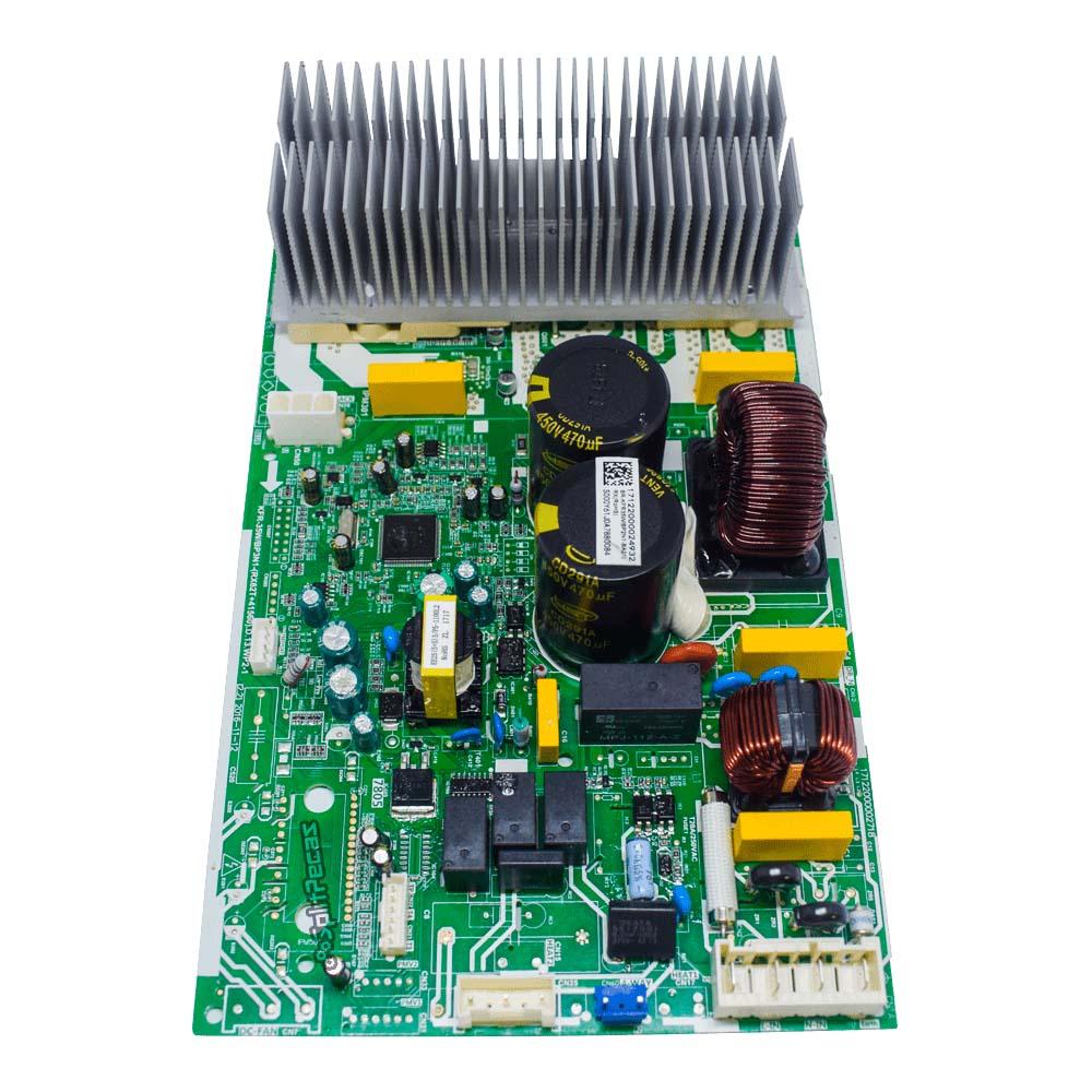 Placa Eletrônica Ar Condicionado Condensadora 12.000 Btus Springer Midea 17122000024932
