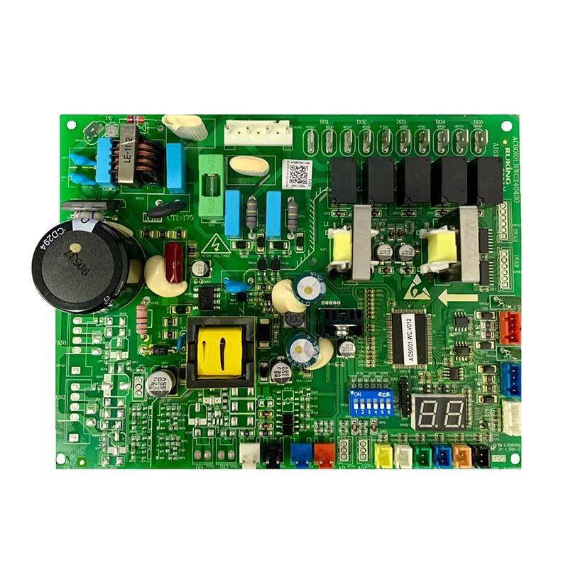 Placa Eletrônica Ar Condicionado Condensadora Inverter Carrier 79037200