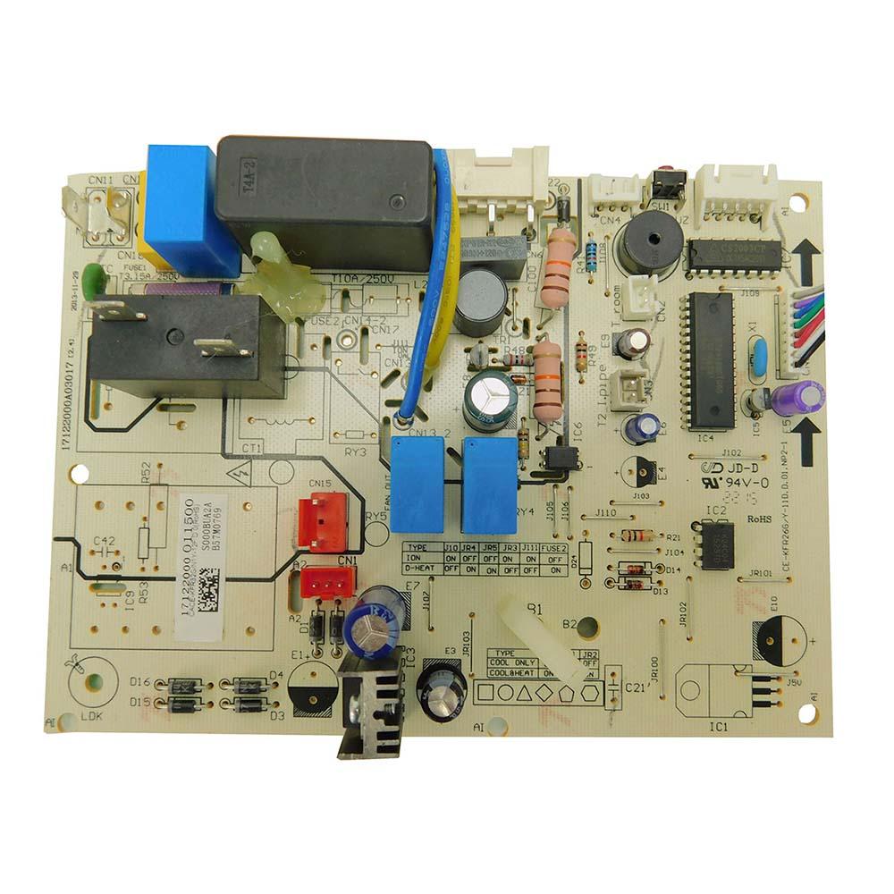 Placa Eletrônica Ar Condicionado Evaporadora Hi Wall 12.000 Btus Springer 2A1332490346