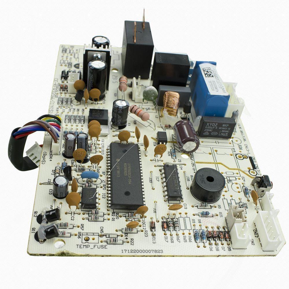 Placa Eletrônica Ar Condicionado Evaporadora Hi Wall 9.000 Btus Springer 201331390021
