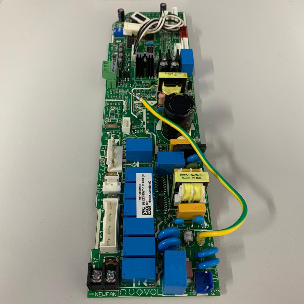 Placa Eletrônica Cassete Modelo RCI36E3P Hitachi 171M22500001331