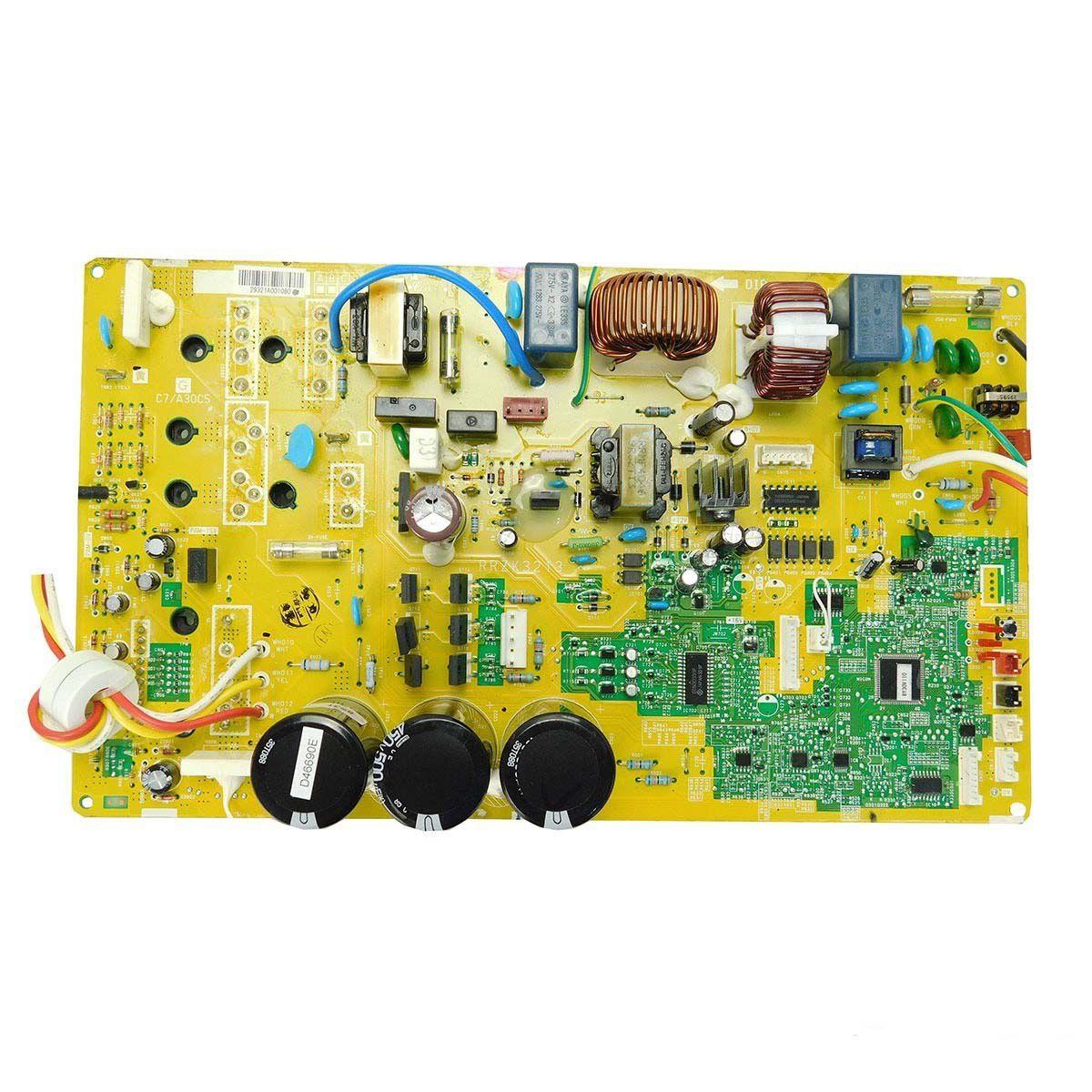 Placa Eletrônica Condensadora Com Programa Hitachi D46690E