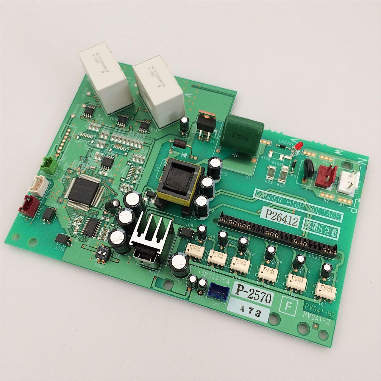 Placa Eletrônica Condensadora Hitachi Modelo 17B34864A
