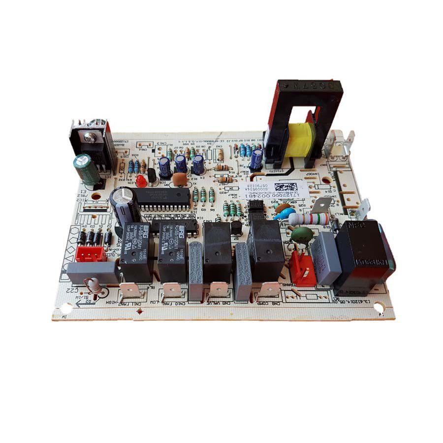 Placa Eletrônica Condensadora Midea Carrier 22.000 a 30.000 Btus 17122000002481