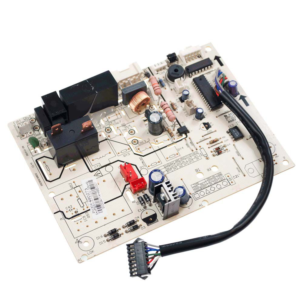 Placa Eletrônica Evaporadora Principal Ar Condicionado Split Midea 12.000 Btus 201332490273