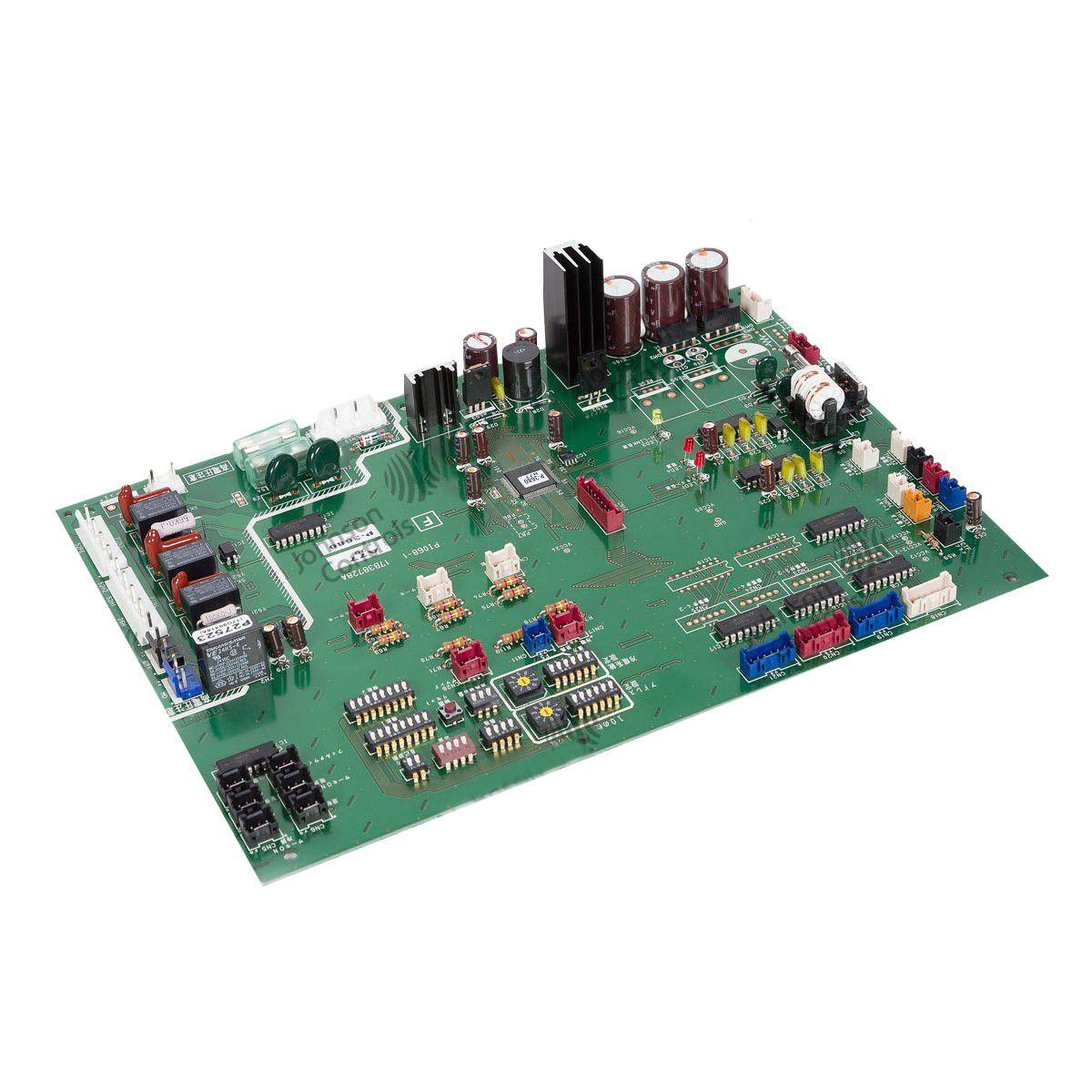 Placa Eletrônica Ar Condicionado PCB Hitachi 17B38690A