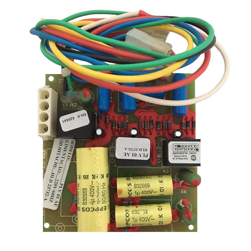 Placa Eletrônica Controladora Hitachi HLD23732A