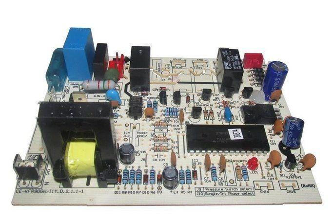 Placa Eletrônica da Condensadora 38RYCA022515MA 201337990010