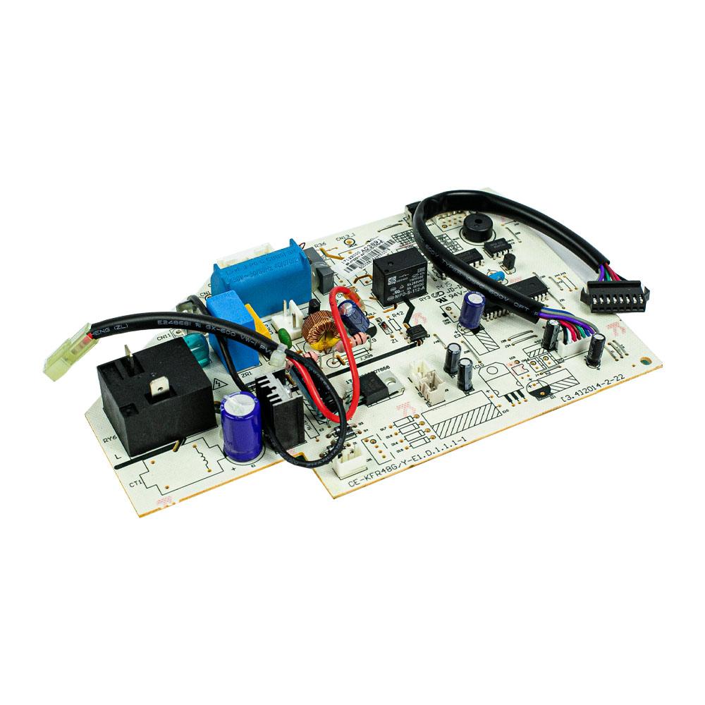Placa Eletrônica da Evaporadora Ar Condicionado 18.000 Btus Midea 2013328A0311