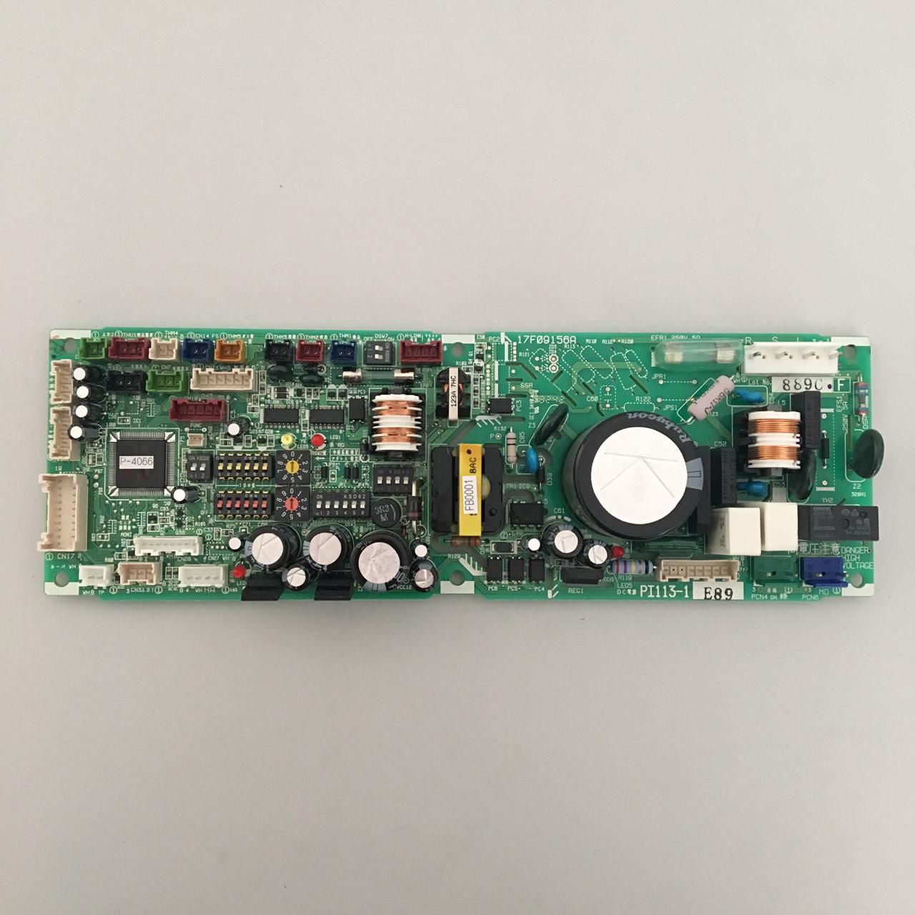 Placa Eletrônica de Controle Principal Hitachi 17B43437E