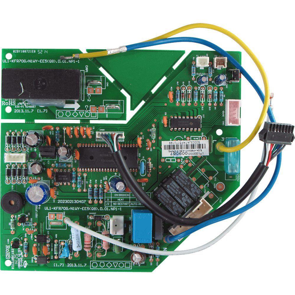 Placa Eletrônica de Potência 30.000 Btus Springer Carrier 201333190014