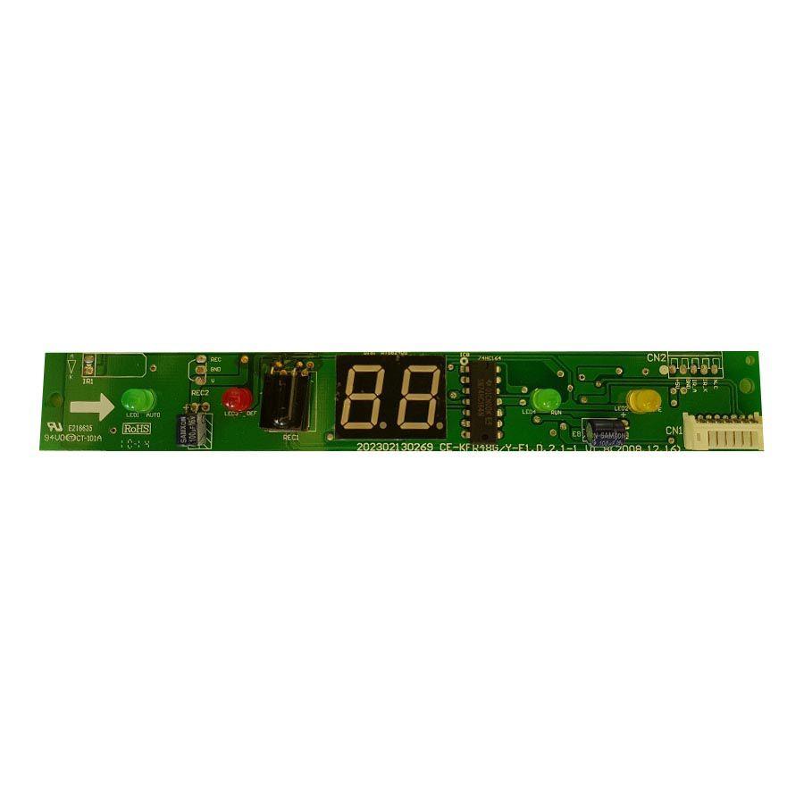 Placa Eletrônica Display Springer 7.500 a 12.000 Btus 2013325A0600