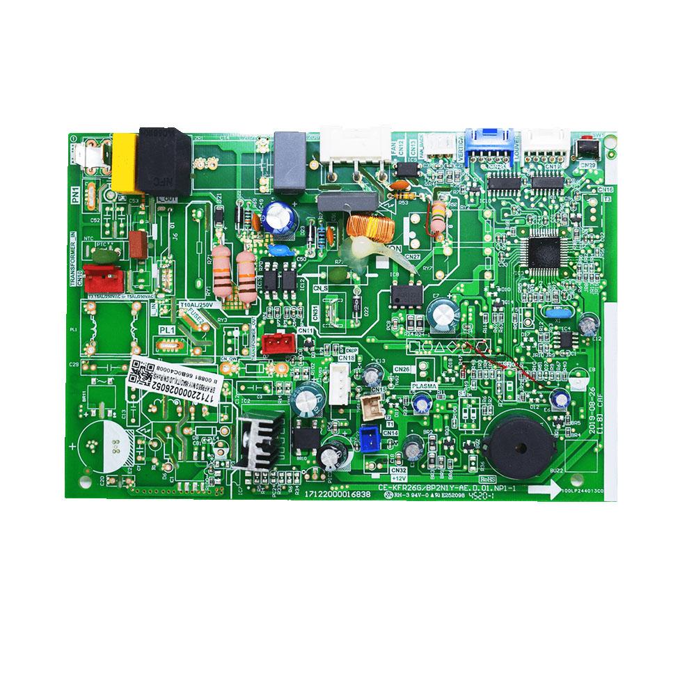 Placa Eletrônica Evaporadora   17122000026052