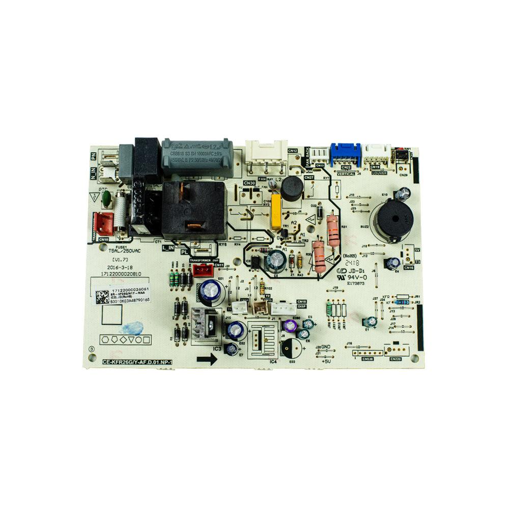 Placa Eletrônica Evaporadora Ar Condicionado 12.000 Btus Midea 17122000026060