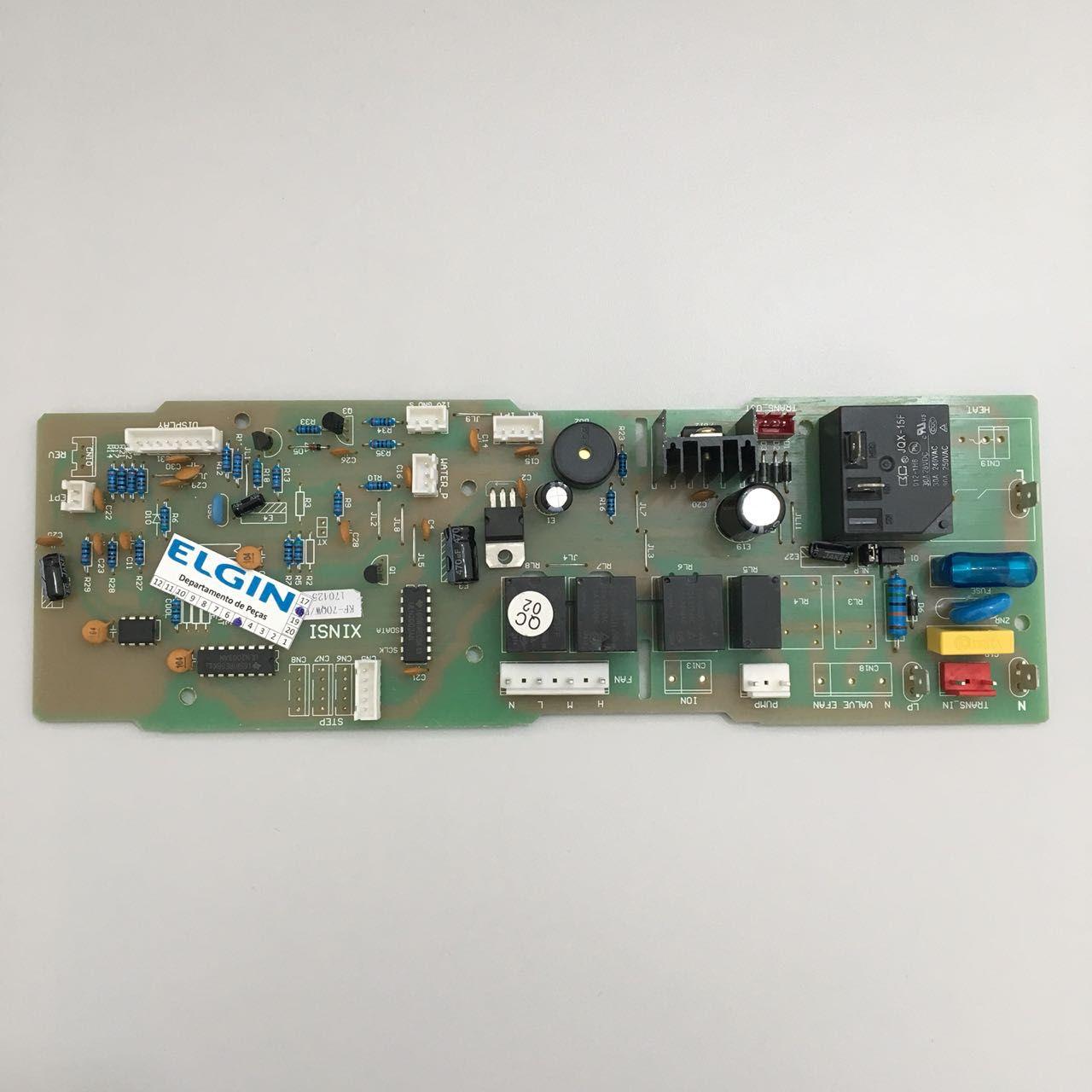 Placa Eletrônica Evaporadora Cassete Elgin KBFI 24.000 36.000 48.000 Btus