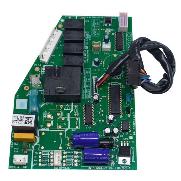 Placa Eletrônica Evaporadora Hi Wall Springer 18.000 Btus 42RWCA018515LS