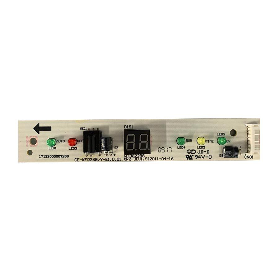 Placa Eletrônica Evaporadora Hi Wall Springer Carrier 201332390208