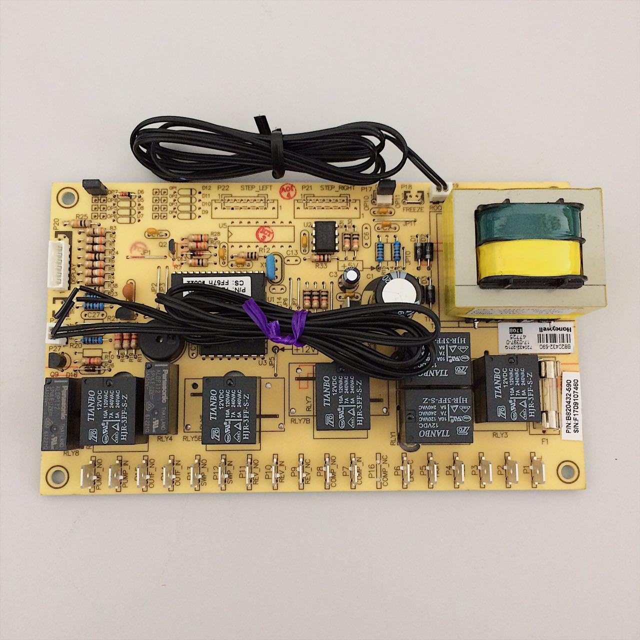 Placa Eletrônica Evaporadora Hitachi Modelo RCI030C3P