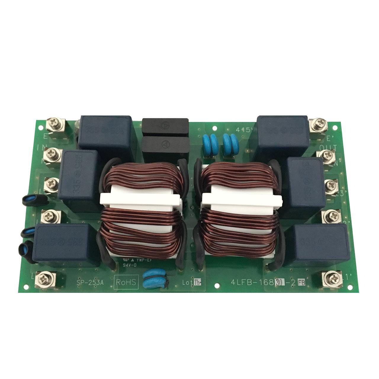 Filtro de Ruído Elétrico Ar Condicionado Hitachi 17B36433A