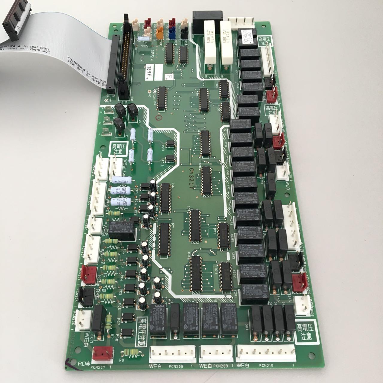 Placa Eletrônica Hitachi Chiller Parafuso 268db 17B30732A