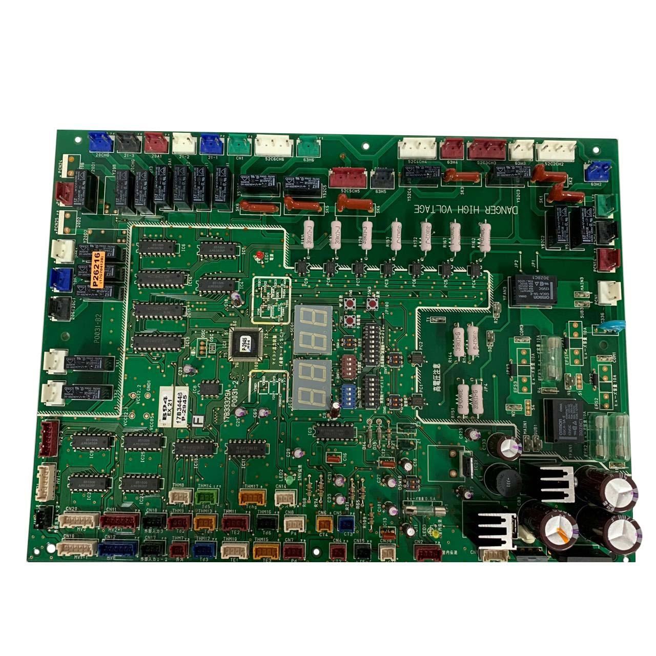 Placa Eletrônica PCB1 Ar Condicionado Hitachi 17B34448B