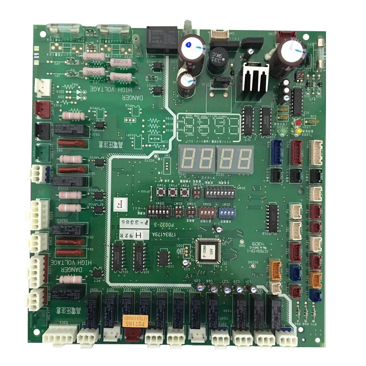 Placa Eletrônica PCB1 Ar Condicionado Hitachi 17C88655K