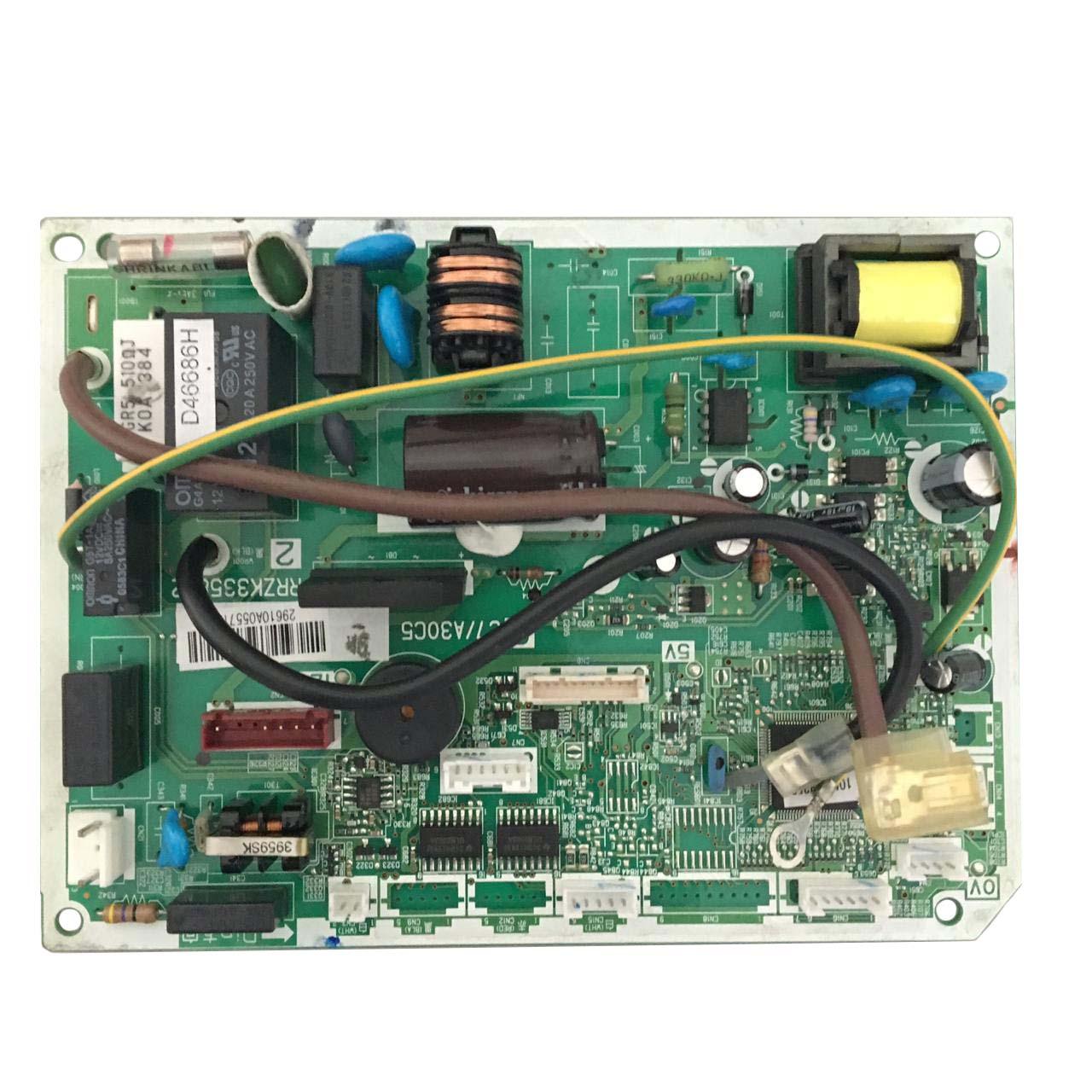 Placa Eletrônica Ar Condicionado PCB Com PR Hitachi D46686H