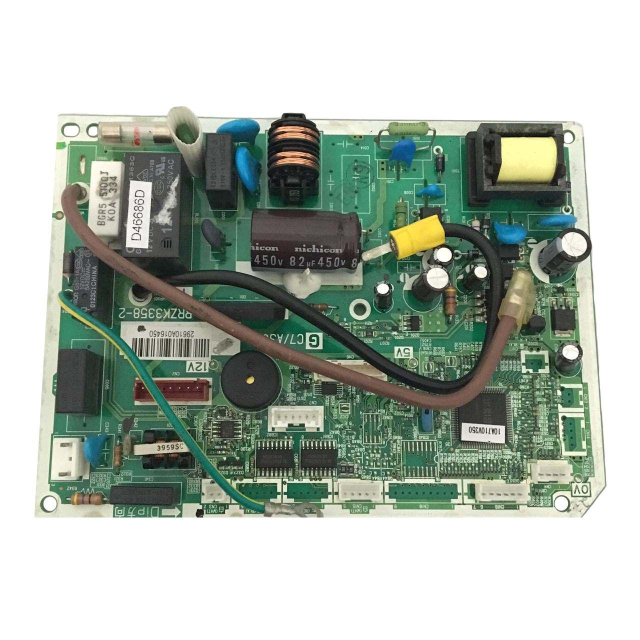 Placa Eletrônica PCB Com Programa Hitachi D46686D