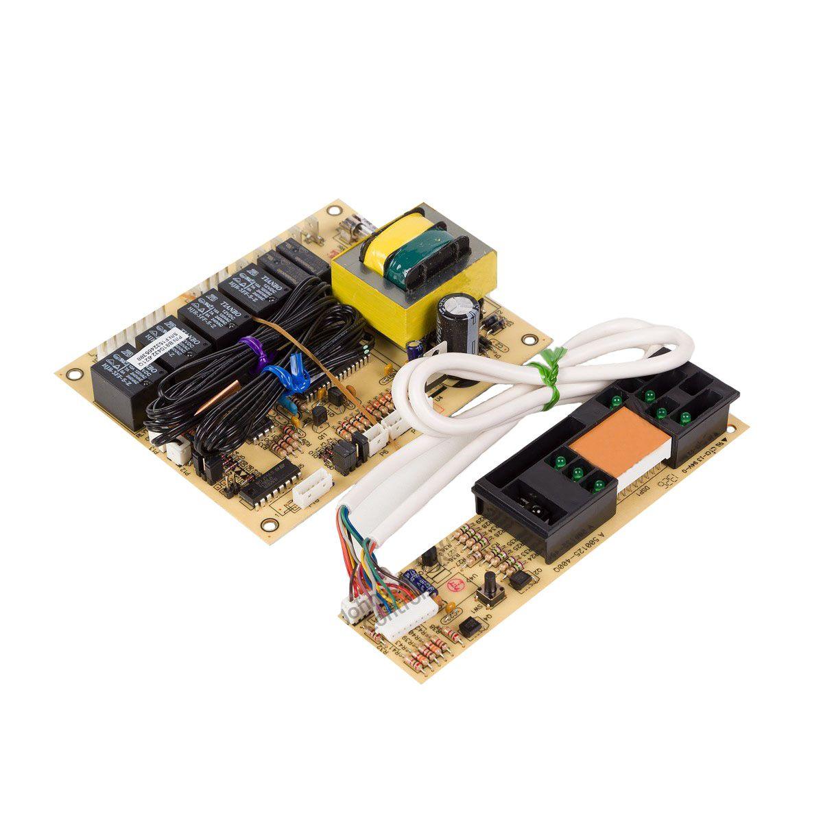 Placa Eletrônica PCB com Receptora Modelo Hi Wall 04-0122-0000082 Hitachi