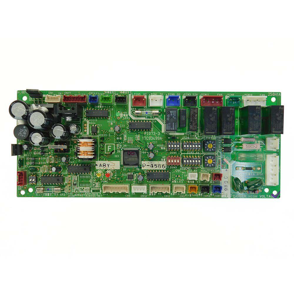 Placa Eletrônica de Potência Ar Condicionado Evaporadora Piso Teto Hitachi 17B39483A