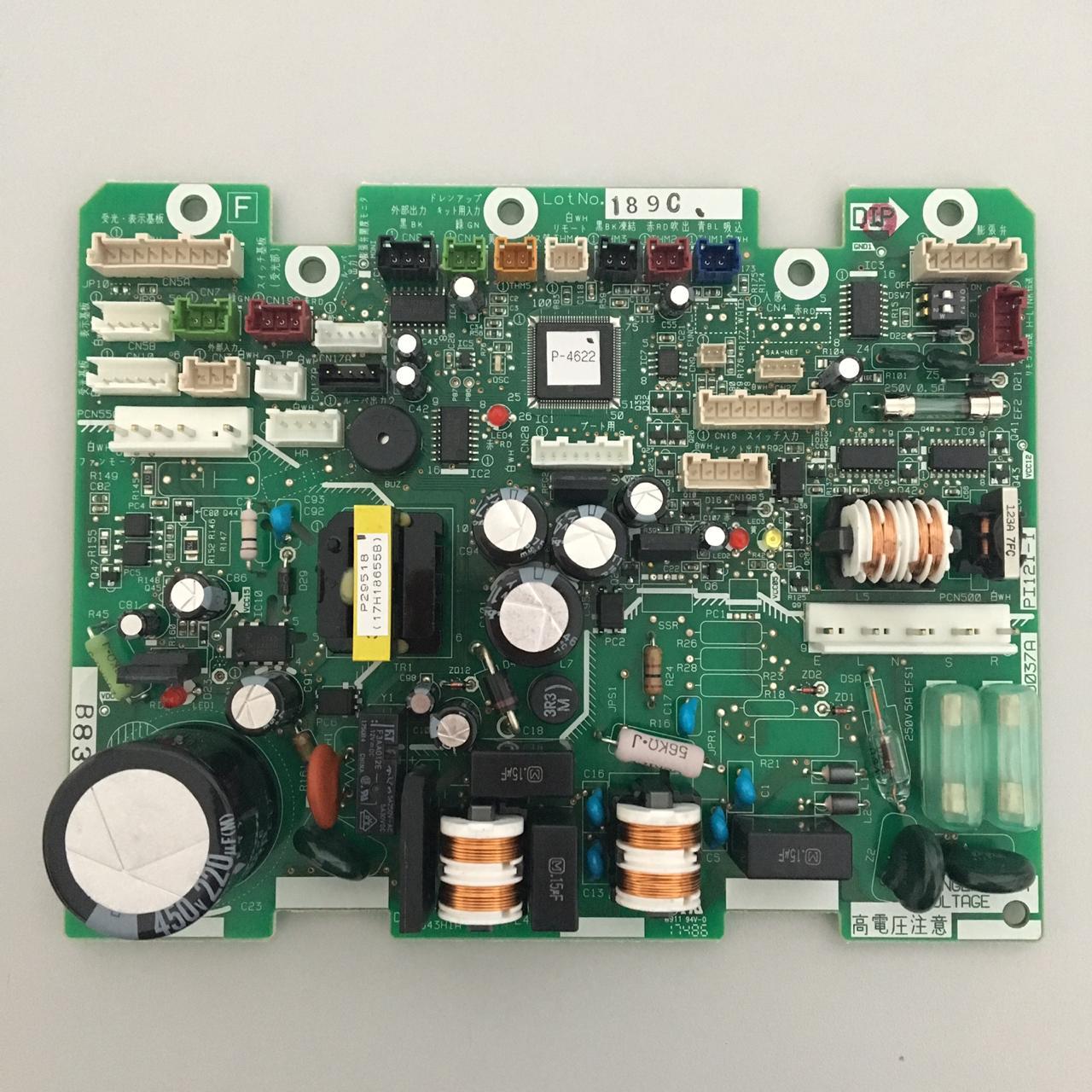 Placa Eletrônica PCB Principal Hitachi 17H18655B