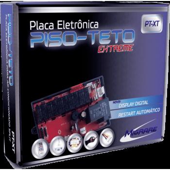 Kit Controle Remoto Placa Eletrônica Universal Para Piso Teto