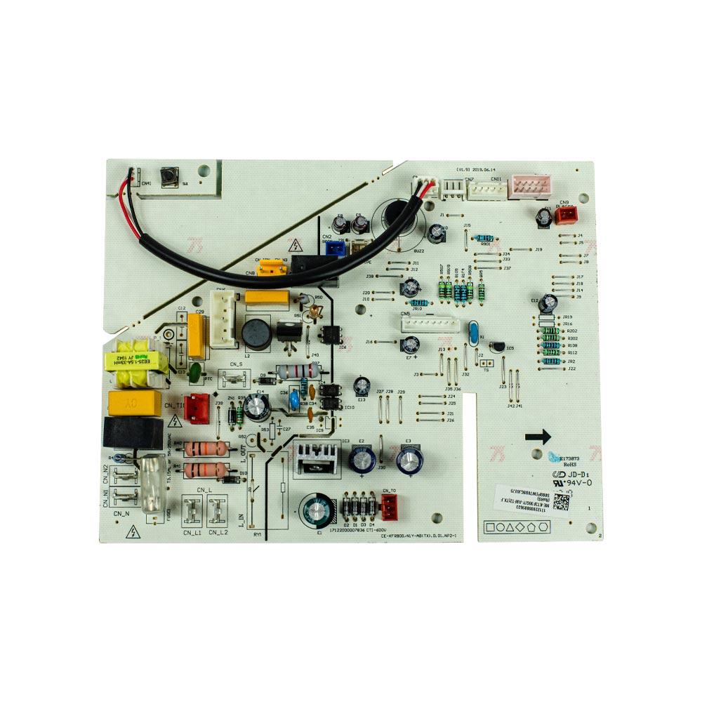 Placa Eletrônica Principal Ar Condicionado Evaporadora Springer Carrier 17122000009633