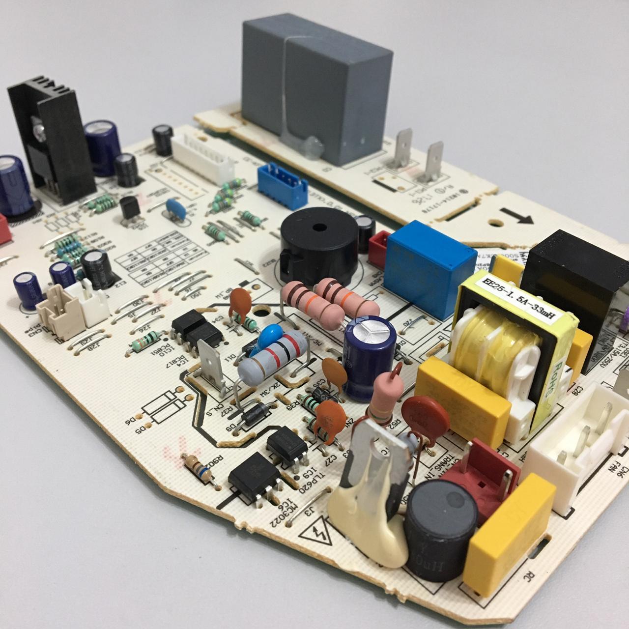 Placa Eletrônica Principal Ar Condicionado Hi-wall Springer Carrier Midea