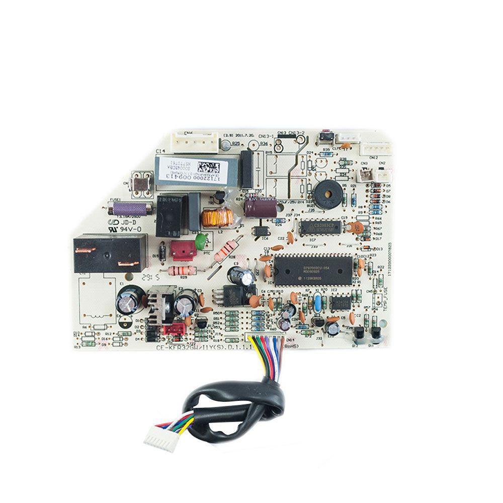 Placa Eletrônica Principal Ar Condicionado Split Springer Hi Wall 12.000 Btus