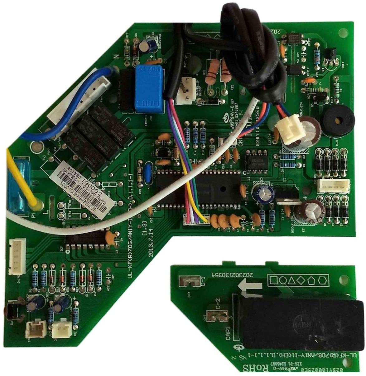 Placa Eletrônica Principal Ar Condicionado Split Springer Hi Wall 201333190002