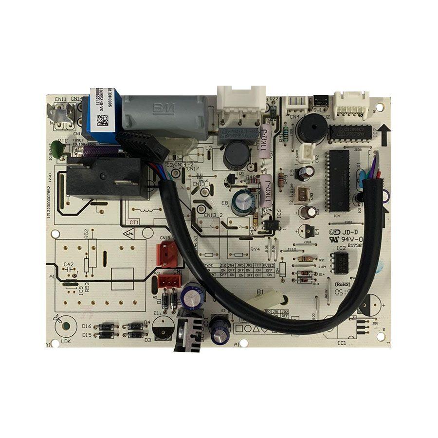 Placa Eletrônica Principal Evaporadora Split Hi Wall 201332391299