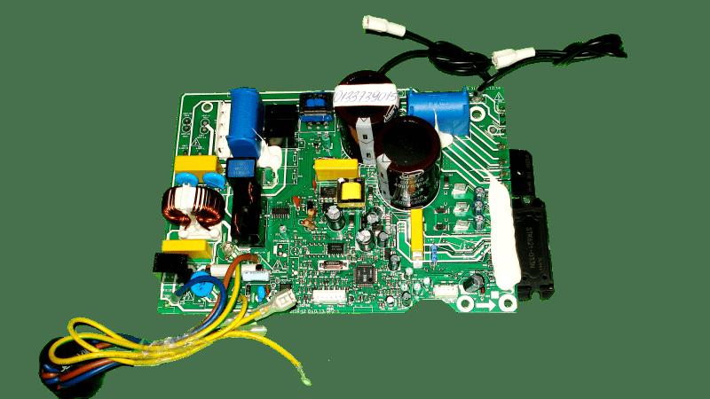 Placa Eletrônica principal Midea Carrier 201337390154