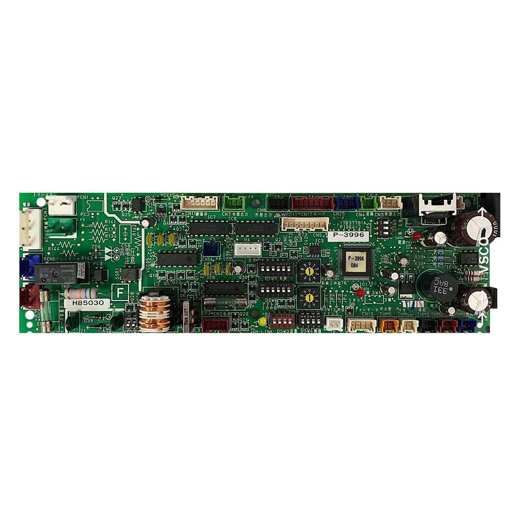 Placa Eletrônica Principal Para Cassete RCI Hitachi 17B37987H