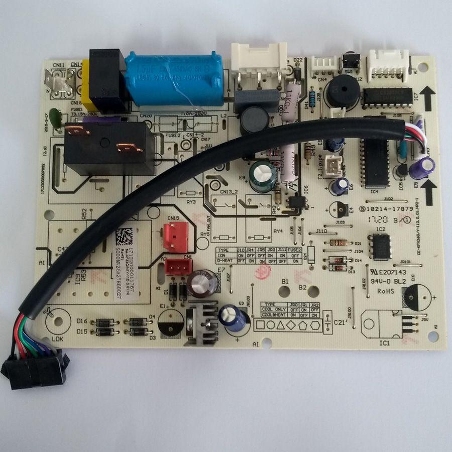 Placa eletrônica principal Split Midea 201332490273
